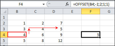 Rumus-Excel-Fungsi-Offset