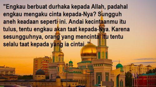 Kumpulan Kata Kata Bijak Islami