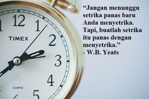 Kata Kata Bijak Waktu Adalah Uang