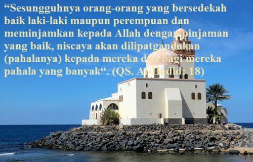 Motivasi Islam Dalam Bersedekah Atau Memberi