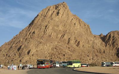 Wisata Islami Gunung Uhud