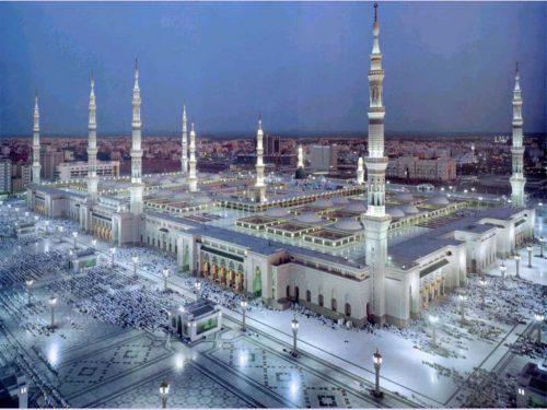 Wisata Islami Mesjid Nabawi
