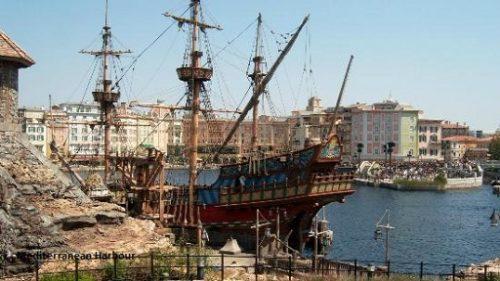 Mediterranean Harbour-Japan