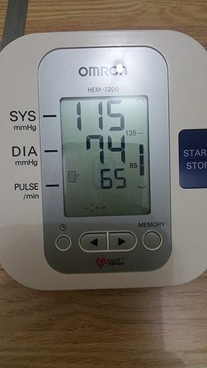 Tips Cara Mengukur Tekanan Darah Melalui Gadget Hp Pertamakali