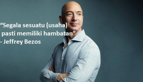 Kata kata motivasi Jeffrey Bezos