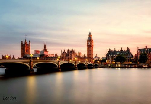 what is in london