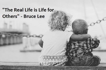 Kata Bijak Bruce Lee