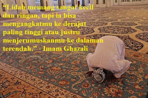 Kata kata Al Ghazali