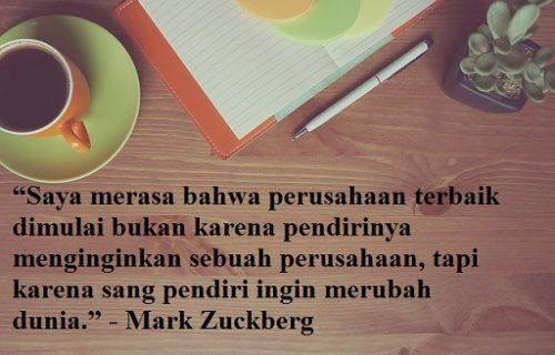 Kutipan kata kata bijak motivasi kerja