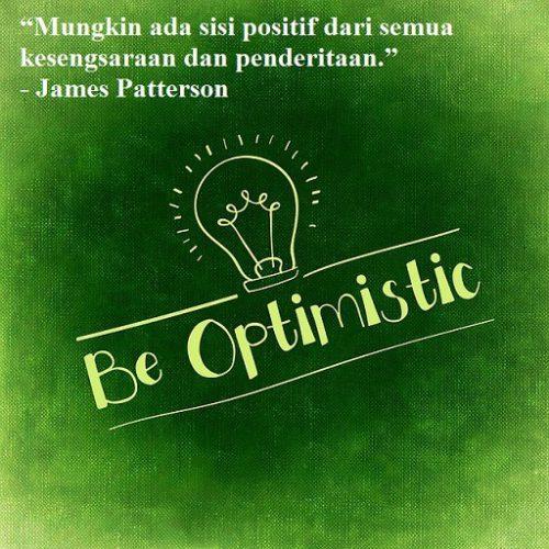 Kata bijak motivasi berpikir positif