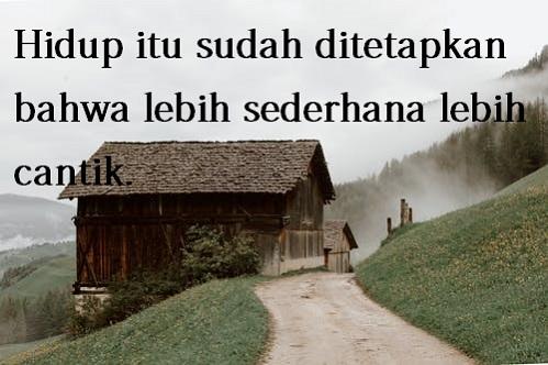 Kutipan bijak sederhana