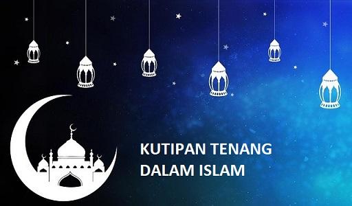 Kutipan Islami tentang sikap tenang